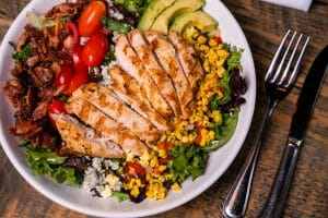 lunch only - cobb salad